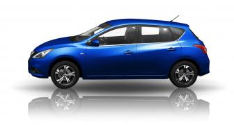 日產 Nissan Big Tiida 1.6(五門)