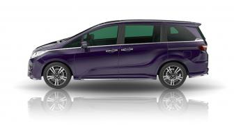 本田 Honda Odyssey 2.4(休旅車)